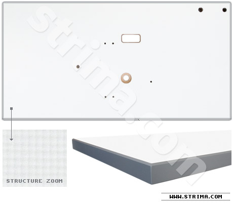 30904 - Table top for Pfaff 3371 electronic bartacker