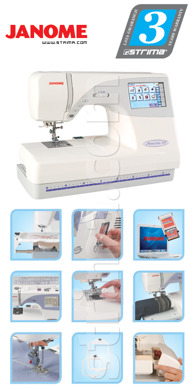 janome sewing and embroidery machines embroidery designs. Black Bedroom Furniture Sets. Home Design Ideas