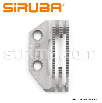 E806 SIRUBA ORIGINAL - NEEDLE PLATE
