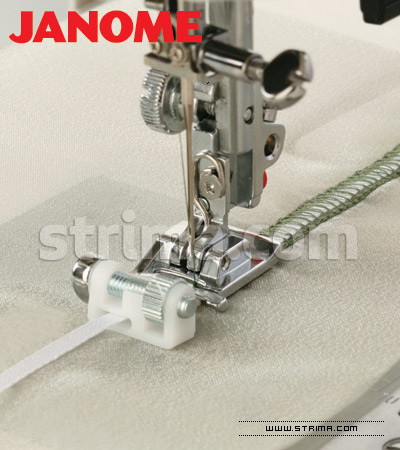 200332000 JANOME - Sequin and ribbon foot