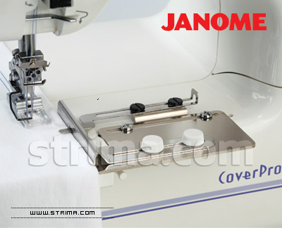 Hemmer for JANOME 1000CP COVER PRO - 795839104 JANOME