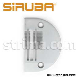 E706 SIRUBA ORIGINAL - NEEDLE PLATE