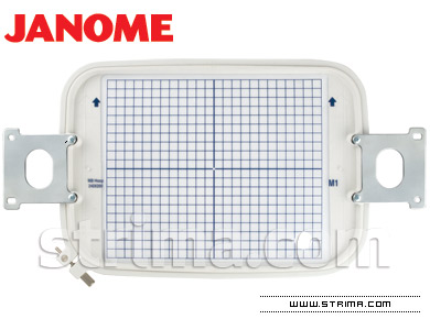 HOOP M1 JANOME - Large hoop for JANOME MB-4 (200 x 240 mm)