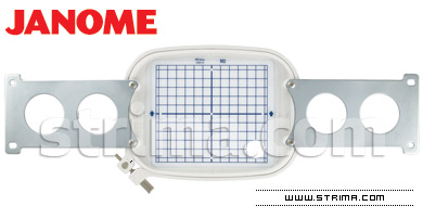 Standard hoop for JANOME MB-4 (126 x 110 mm)