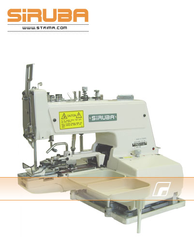 complete sewing machine
