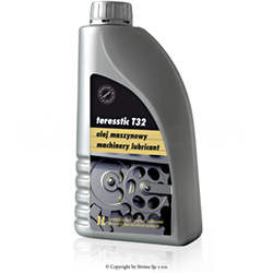 Oil for high-speed machines, canister 1 liter - TERESSTIC T32 - 1L