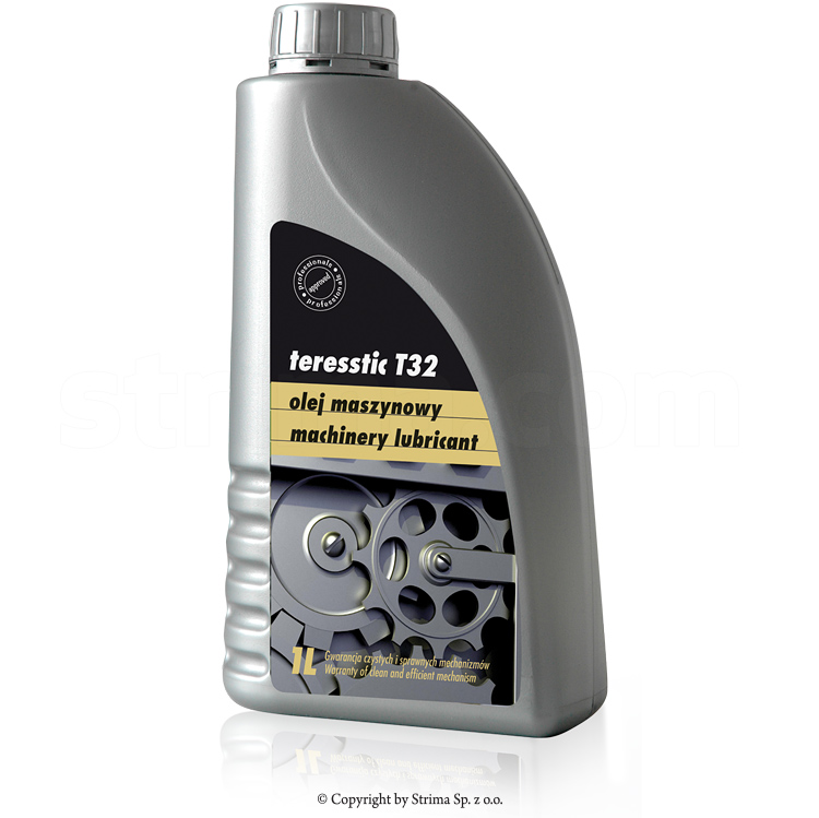 TERESSTIC T32 - 1L - Oil for high-speed machines, canister 1 liter