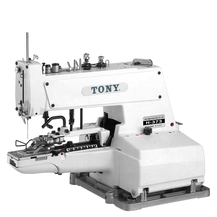 TONY H-373 SET - Button sewing machine - complete sewing machine
