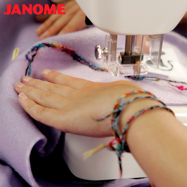 JANOME FM725 - Needle felting machine