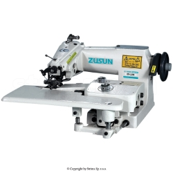 Universal double blind stitch machine [heavy fabrics] - complete sewing machine