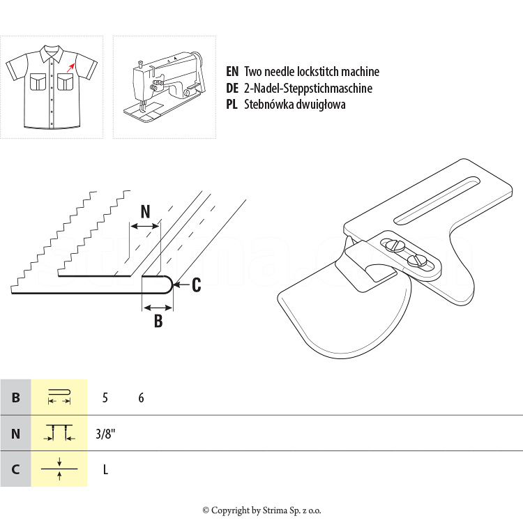 Armhole attachment