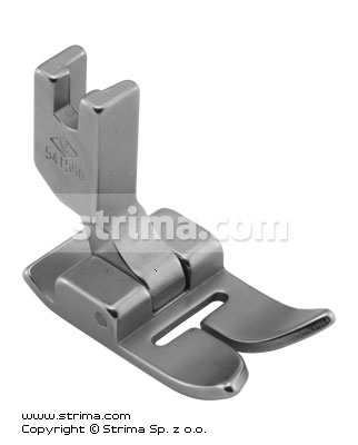 Foot for zigzag max 10mm
