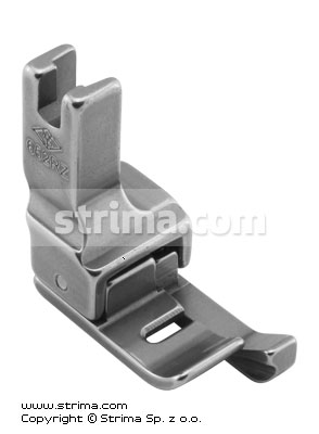 652RZ - Compensating foot for zigzag max 6mm, right
