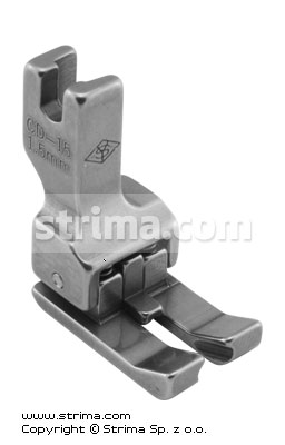 CD-15 - Compensating two-sided foot 1.5mm