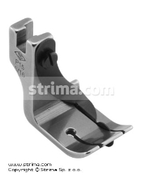 Foot with right spring guide 8.0mm