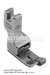 Compensating foot 1.0mm, right - CR10 1,0MM