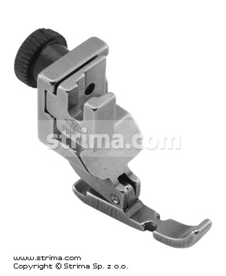 D36NH - Adjustable twosided cording foot, narrow