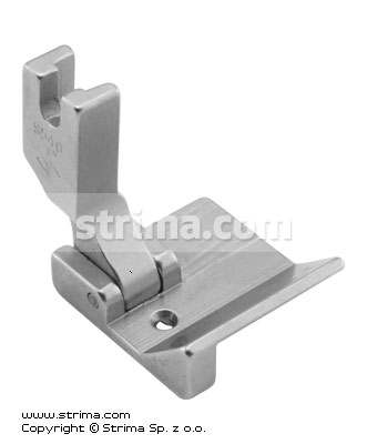 P3825 [S540] - Foot for hemmer, inversion width up to 20.0mm