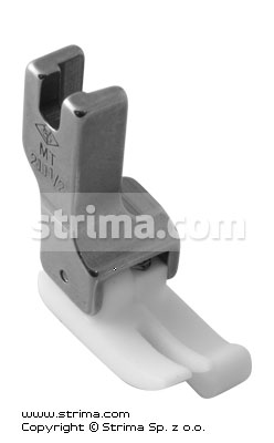 TCR3/32 [MT211 1/2] - Compensating PTFE foot, right 2.4mm