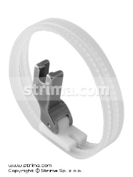 PTFE foot with rings - TRF1 [SR-DB-W]