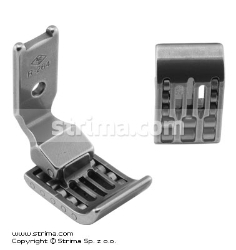 Roller foot for two needle lockstitch machine 6.4mm
