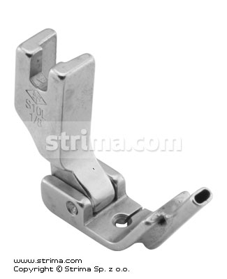 P318L1/8 [S10L 1/8] - Foot with left tape guide 3.2mm