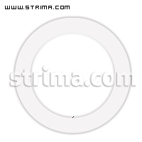 Gasket for boiler heater for ZEUS/A