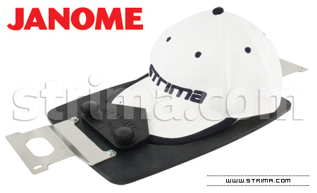 FLAT HAT HOOP JANOME - Flat hoop insert for JANOME MB-4