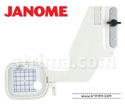 Hoop 50x50 mm for JANOME MC 11000 - HOOP FA 50 X 50 JANOME