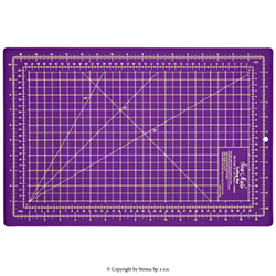 Self-healing cutting mat 45x30 cm, thickness 2 mm - DW-71123