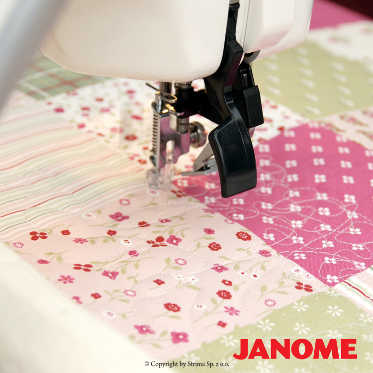 JANOME 1600PQC - Machine for lockstitching
