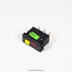 Thermal fuse 15A, 230V for GG470 compressor