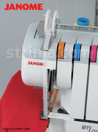 200204208 JANOME - Taping foot with tape reel