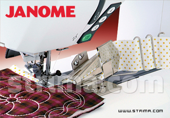 846421007 JANOME - Binder for 6600, MC7700, 11000, 15mm