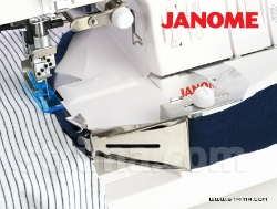 Binder for Janome 1200D overlock machine