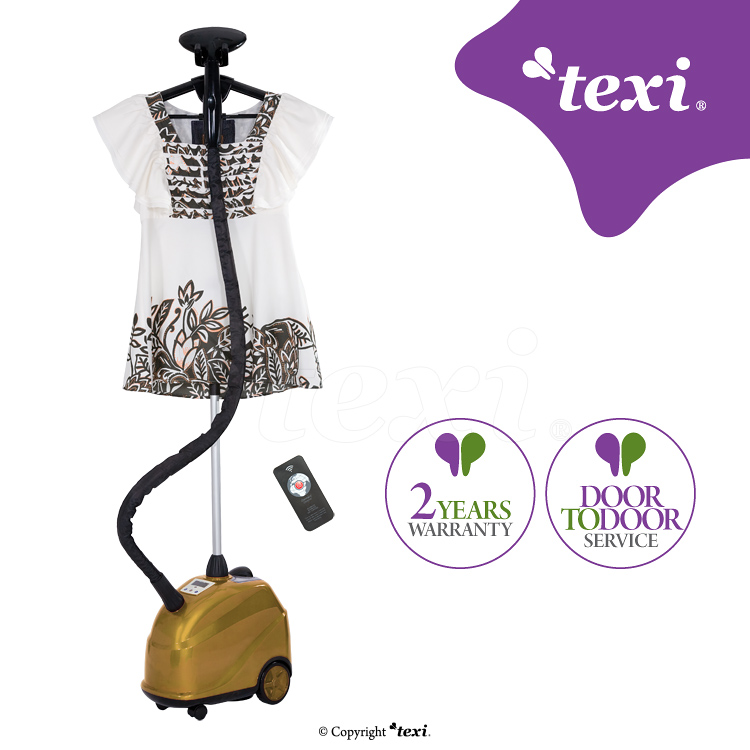 TEXI MASTER GOLD METALLIC - Steamer