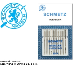 SCHMETZ needles for Singer household machines SY 2054, 10 pcs. 10x90