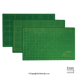 Self-healing cutting mat 200x100 cm, thickness 3 mm - DW-111214