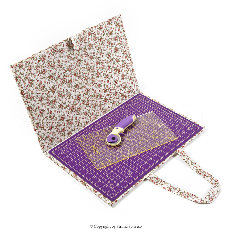 Portable quilting kit, large, 31x47 cm