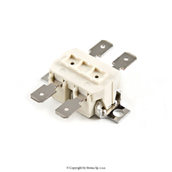Safety thermostat 165 C for SATURNINO new model - 21932