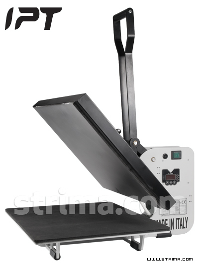 IPT fusing plate press for transfers, work surface 52x42 cm