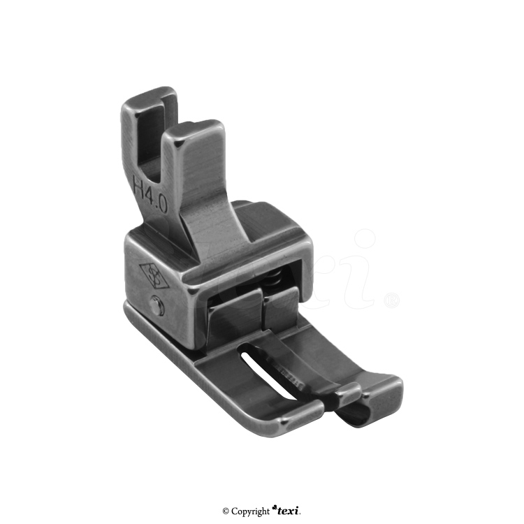 TEXI 0004 - Compensating foot for household machine, right 4.0 mm