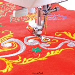 Embroidery foot for household machine - TEXI 0009