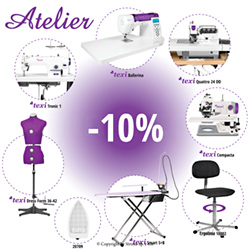 Complete sewing atelier - MY ATELIER