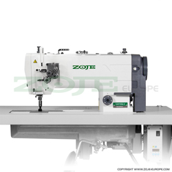 2- needle lockstitch machine for medium and heavy materials, large hooks - machine head - ZOJE ZJ8720A-5