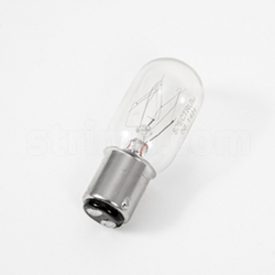 Universal light bulb for sewing machine 230V, 15W