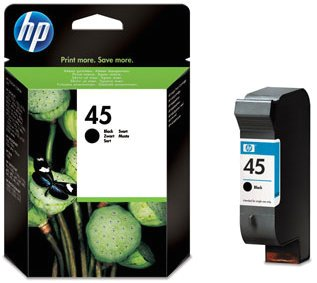 45 XL 51645AE HP ORIGINAL - Cartridge for plotters Audaces Jet Lux, DOT, Pop Jet