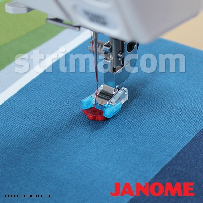 859811008 JANOME - Button foot (for machines with 9 mm stitch width)