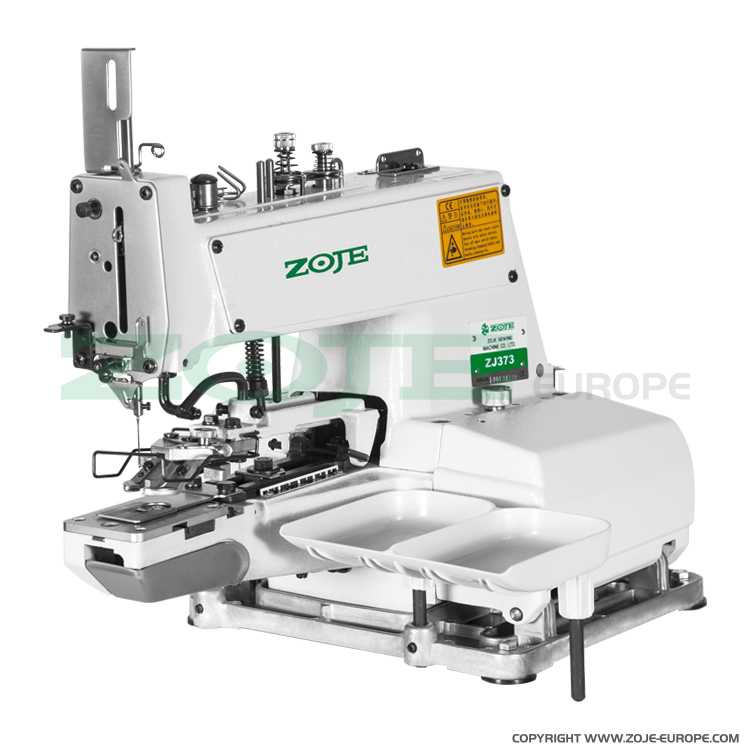 ZOJE ZJ373 - Button sewing machine - machine head