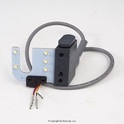 Option switch asm (lamp) for ZJ9703AR-D3, ZJ9703AR-5-D3, ZJ9503, Texi SMD, Texi SMDNF, Tronic 1